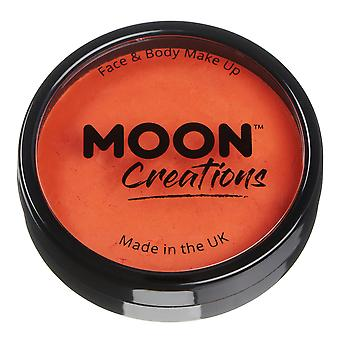 Moon Creations-Pro twarz & Body Paint doniczki-Dark Orange