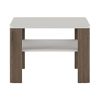 Lumia Coffee Table With Shelf