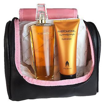 Pheromone für Frauen von Marilyn Miglin 3.4 oz Eau de Parfum Spray 2 teiliges set