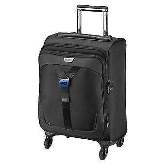Mizuno Unisex 2020 Ombord rejsebagage hjul Carry-On Kuffert