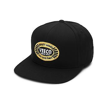 Volcom Cresticle Cap in Black