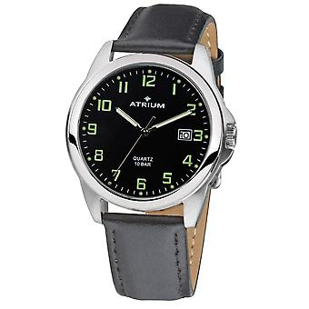 ATRIUM Men's Watch Wristwatch Analog Quartz A16-11 Leather