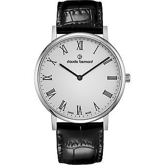 Claude Bernard - Wristwatch - Unisex - Slim Line - 20214 3 BR