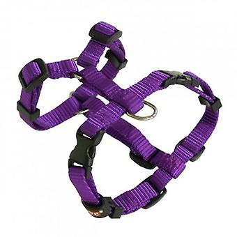 Arppe Harness Nylon Basic Purple (Dogs , Collars, Leads and Harnesses , Harnesses)