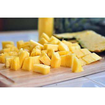 Pineapple Diced -( 22lb Pineapple Diced)