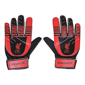 Liverpool FC Officiel Football Gift Kids Jeunes Gardien de but Gants gardien de but
