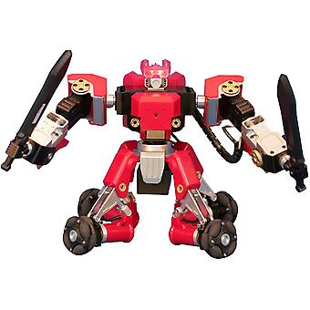 Walkera Pamkuu battle robot, rood