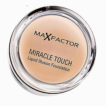 Max Factor Miracle touch Foundation 75 gyldent