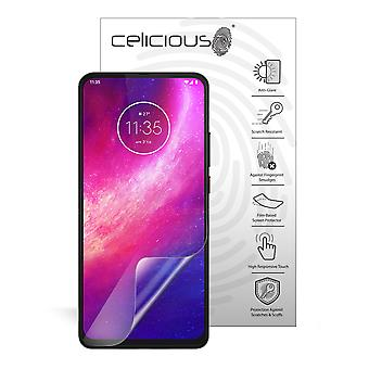 Celicious Matte Anti-Glare Screen Protector Film Compatible with Motorola One Hyper [Pack of 2]