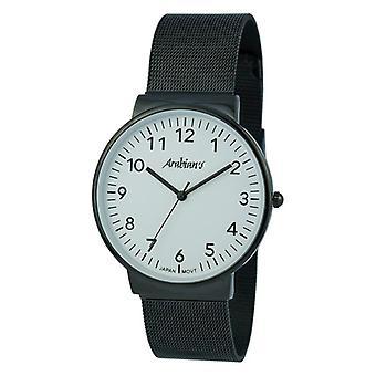 Herren's Uhr Araber HNA2235WB (38 mm)