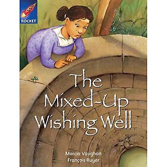 The Mixed Up Wishing Well: Lime Level Fiction (Rigby Star Independent)