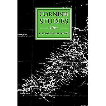 Cornish Studies: Volume 5: v. 5