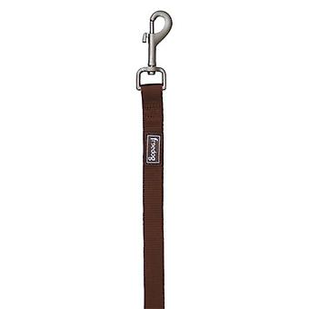 Freedog Nylon Strap Basic Brown (Dogs , Collars, Leads and Harnesses , Leads)