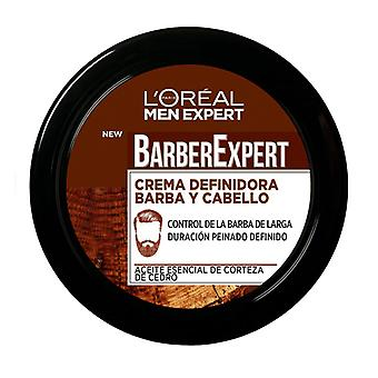 Beard Shaping Cream Barber Club L'Oreal Make Up (75 ml)
