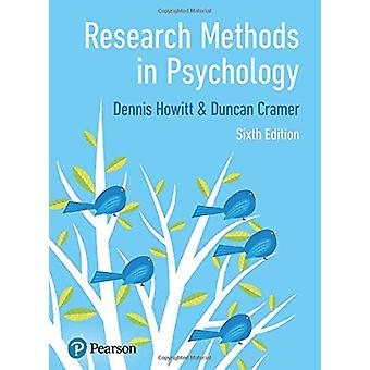 Research Methods in Psychology by Dennis Howitt - 9781292276700 Book