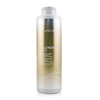 Blonde life brightening shampoo (to nourish & illuminate) 221391 1000ml/33.8oz