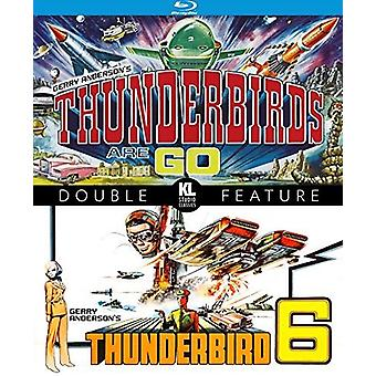 Thunderbird 6 / Thunderbirds Are Go (1968) [Blu-ray] USA import
