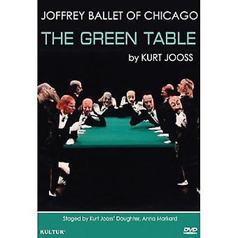 Green Table/the Joffrey Ballet Chicago [DVD] USA import