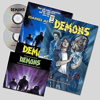 Demons [CD] USA import