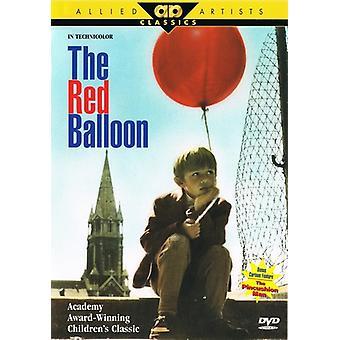 Rode ballon [DVD] USA import