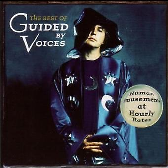 Guided by Voices - Best of Guided by Voices: Human Amusements at Hour [CD] USA import