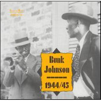 寝台ジョンソン - 寝台ジョンソン バンド 1944-45 [CD] アメリカ インポートします。
