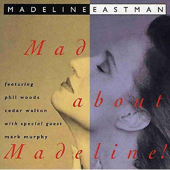 Madeline Eastman - Mad About Madeline [CD] USA import