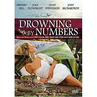 Drowning by Numbers [DVD] USA import