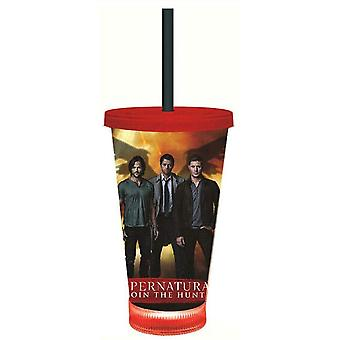 Supernatural Carnival Cup With Light Up Base