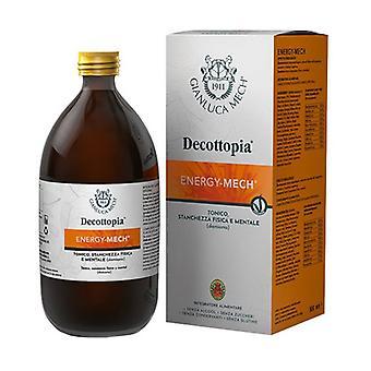 Vigor Mech Syrup Decotopia 250 ml