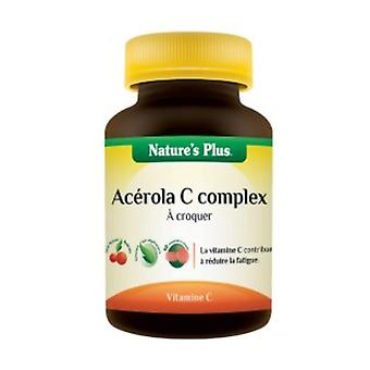 Acerola-C Complex 250 Mg 90 chewable tablets