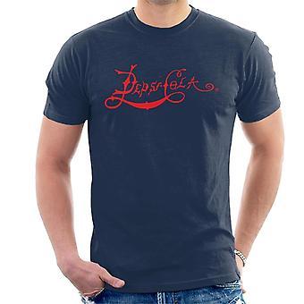 Pepsi Cola 1898 Logo Men's T-Shirt