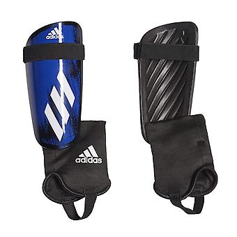 adidas X 20 Adult Football Match Shinguard Shin Pad Black/Royal Blue