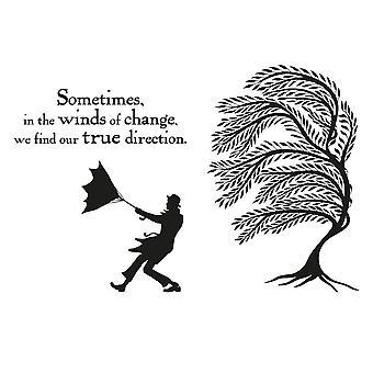 Claritystamp Wind of Change klare frimerker