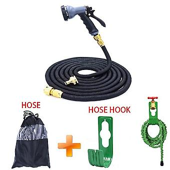 Garden Hose Expandable Magic Flexible Water Hose Plastic Pipe With Spray Gun To