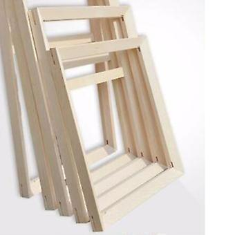 Wood Frame For Canvas Oil Painting - Diy Picture Inner Frames