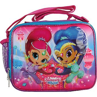 Lunch Bag - Shimmer and Shine - Pink New 679422