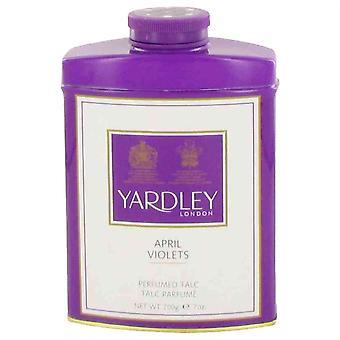 Talc violette avril par Yardley London