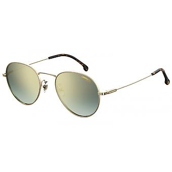 Sunglasses Unisex 216/G/S panto gold with green/grey glasses