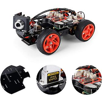 Sunfounder Raspberry Pi Smart Video Roboter Auto Kit, grafische Visuelle