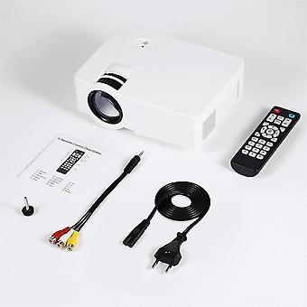 Lumen Full Hd Led Video Mini Portable Projector, Cinema