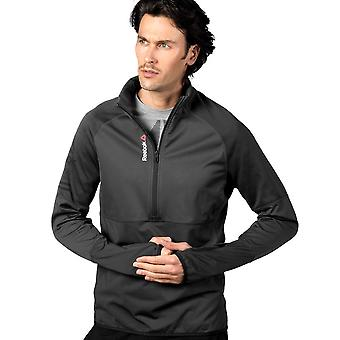 Reebok OS Hexawarm 14 Zip AX9421 training all year men sweatshirts