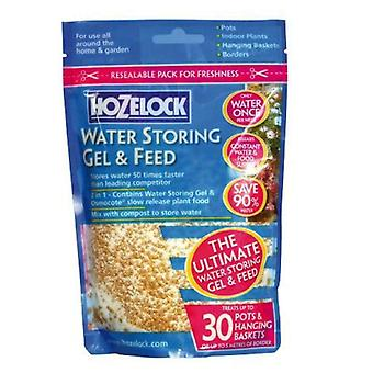 Hozelock Water Retaining Storing Gel and Feed, 250 ml