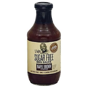 G Hughes Smokehouse Sugar Free Maple Brown Sugar BBQ Sauce