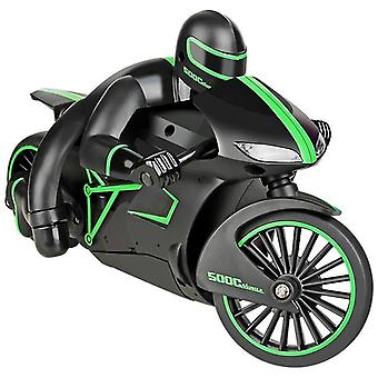 2.4g Mini Fashion Rc Motorcycle With Cool Light-toy