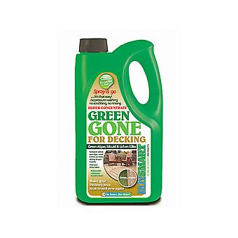Buy Smart Green Gone Concentrate Decking 2.5L POC2500-6