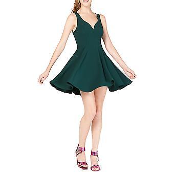 Β Ντάρλιν | Juniors' Ανοιχτό ς-Πίσω Fit & Flare Φόρεμα
