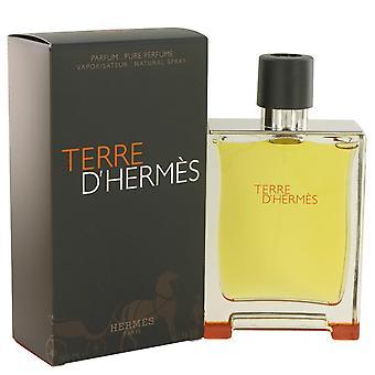 Terre D'hermes by Hermes Pure Perfume Spray 200ml
