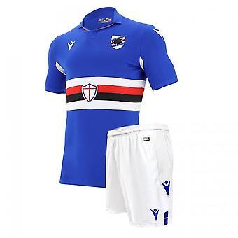 2020-2021 Sampdoria Home Mini Kit
