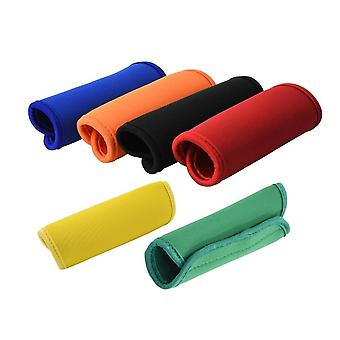 Comfortable Neoprene Luggage Handle Wrap Grip Soft Identifier Stroller Grip